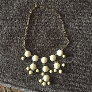Gold and Yellow necklace